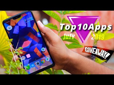 Top 10 Best Useful Apps For Android /July 2019.