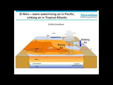 StormGeo's Tropical Weather Webinar, August 11, 2015