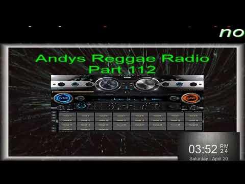 Andys Reggae Radio-Part 112