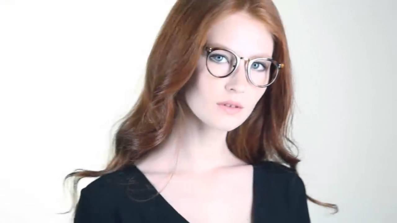 91f38a0cad Nostalgia Eyeglasses in Caramel for Women