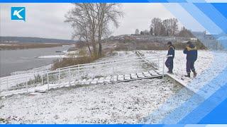 12 10 2021 Зимняя рыбалка Когда водоемы города покроются прочным льдом