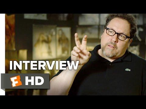 The Jungle Book Interview - Jon Favreau (2016) - Adventure Movie HD