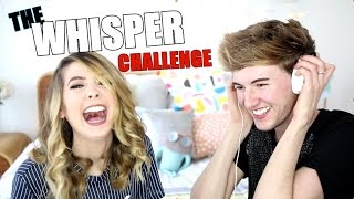 One of Mark Ferris's most viewed videos: THE WHISPER CHALLENGE || MARK FERRIS