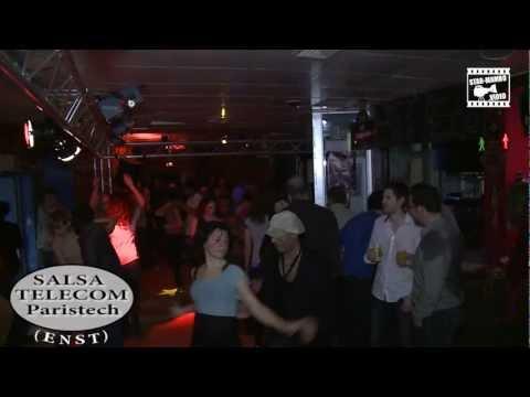 la soirée SALSA TELECOM Paritech (ex ENST) - Dj Gabriel & Guests DJ's