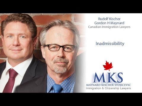 Inadmissibility - Canada Immigration