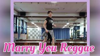 Marry You Reggae Linedance (Be…