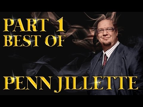 Best of Penn Jillette Arguments And Comebacks Part 1