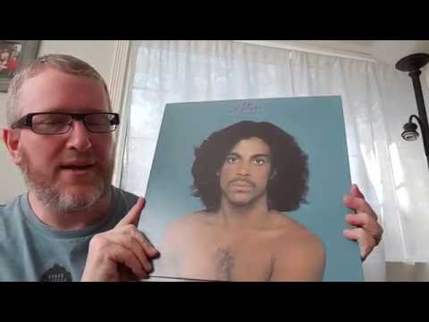 Unboxing Prince Self-Titled (1979) On Vinyl