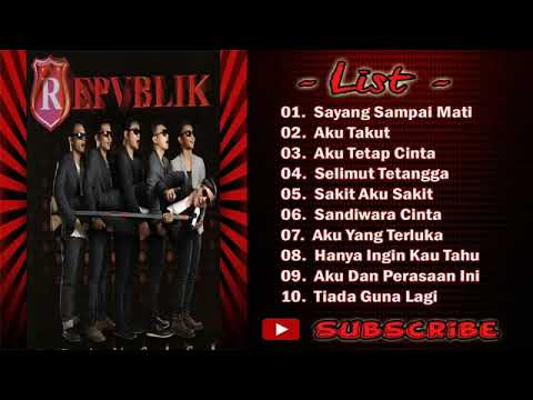Full album terbaru Republik band