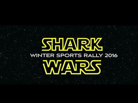 Santiago High School Shark Wars Winter Sports Rally