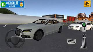 Roundabout 2: A Real City Driving Parking Sim | New Luxury Sedan | Android/ios Gameplay 2018