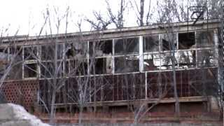 Psiquiatrico Abandonado de Gral. Trias / Sta Isabel Chihuahua