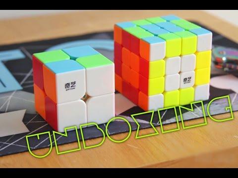 QiYi QiDi + QiYuan Unboxing   Cubezz