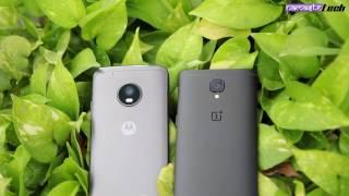 Moto G5 Plus vs OnePlus 3T Camera Comparison