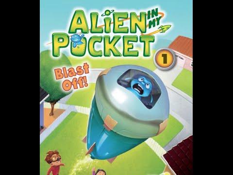 Alien in My Pocket Book Trailer