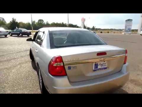 2005 Chevy Malibu For Sale