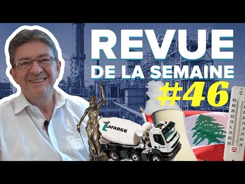 #RDLS46 : MAJORITÉ SEXUELLE, CLIMAT, LAÏCITÉ, LAFARGE, NUCLÉAIRE, INVESTISSEMENTS, LIBAN