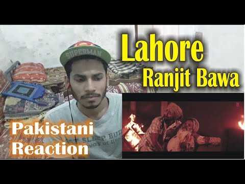 Pakistani Reaction on Ranjit Bawa Lahore