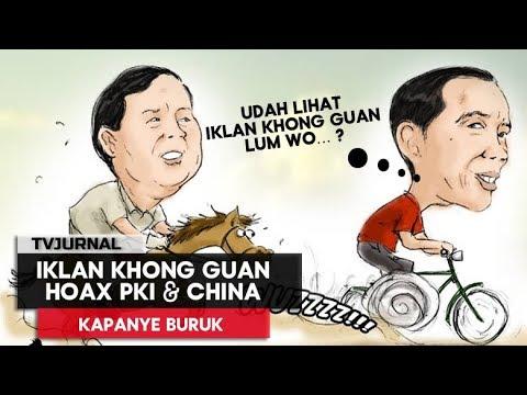 download SIKAT HOAX PK1, Ini Perbedaan Kelas Kampanye Kubu Jokowi & Kubu Prabowo ?
