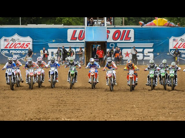 2013 Spring Creek National - 250 Class Motos