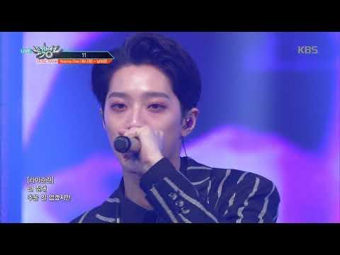 뮤직뱅크 Music Bank - 11 - Wanna One(워너원) - 남바완 (ELEVEN - Wanna One - NO.1)08