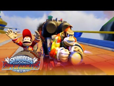 Skylanders SuperChargers Nintendo Guest Stars [DK]