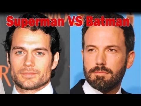 Ben Affleck is the New Batman for 'Man of Steel' Sequel