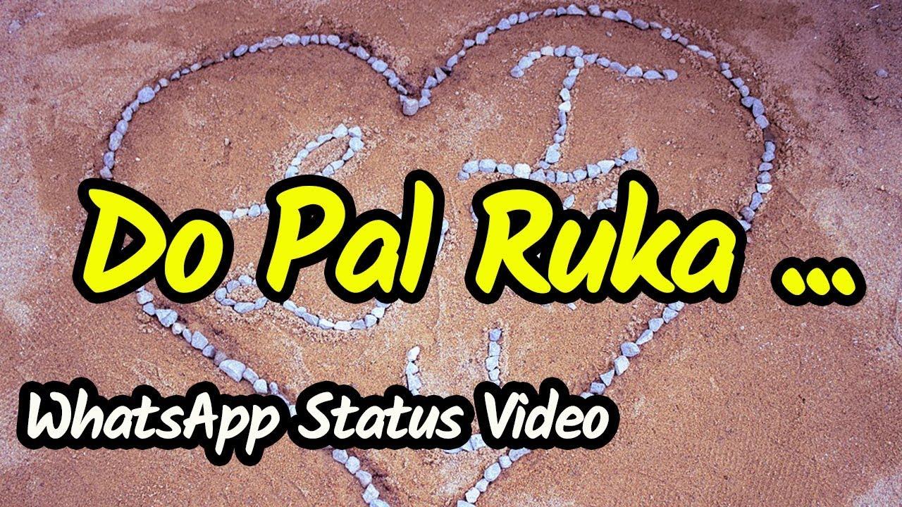 Do Pal Ki Thi Dilo Ki Dastan- Veer Zara | 30 sec WhatsApp status Videos |  Love Whatsapp Status Video