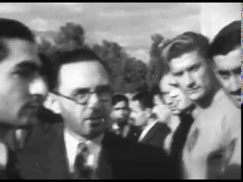 Tehran Iran - Dinamo Tbilisi 0-4 1944