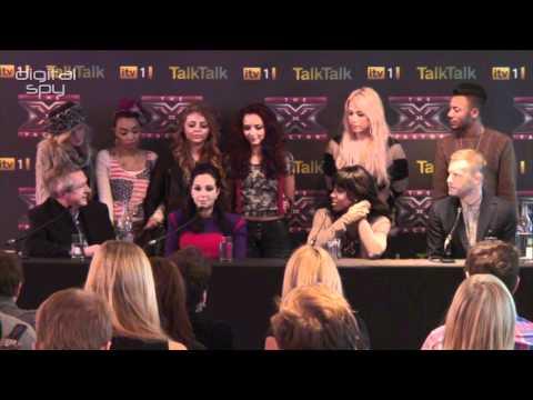 X Factor judges coy on 2012 return