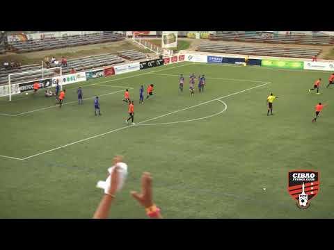 ¡Gol de Paulson Pierre!   Cibao FC vs Atlético San Francisco   Liguilla 2018