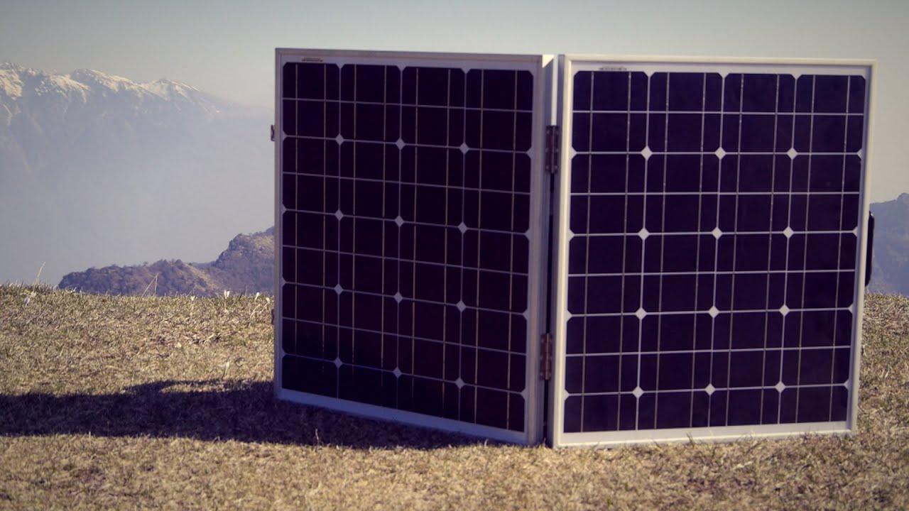 Pannello Solare Portatile Hp : Pannello solare portatile portable solar panel w