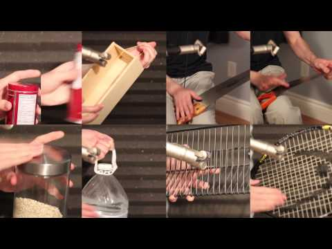 Household Percussion Jam