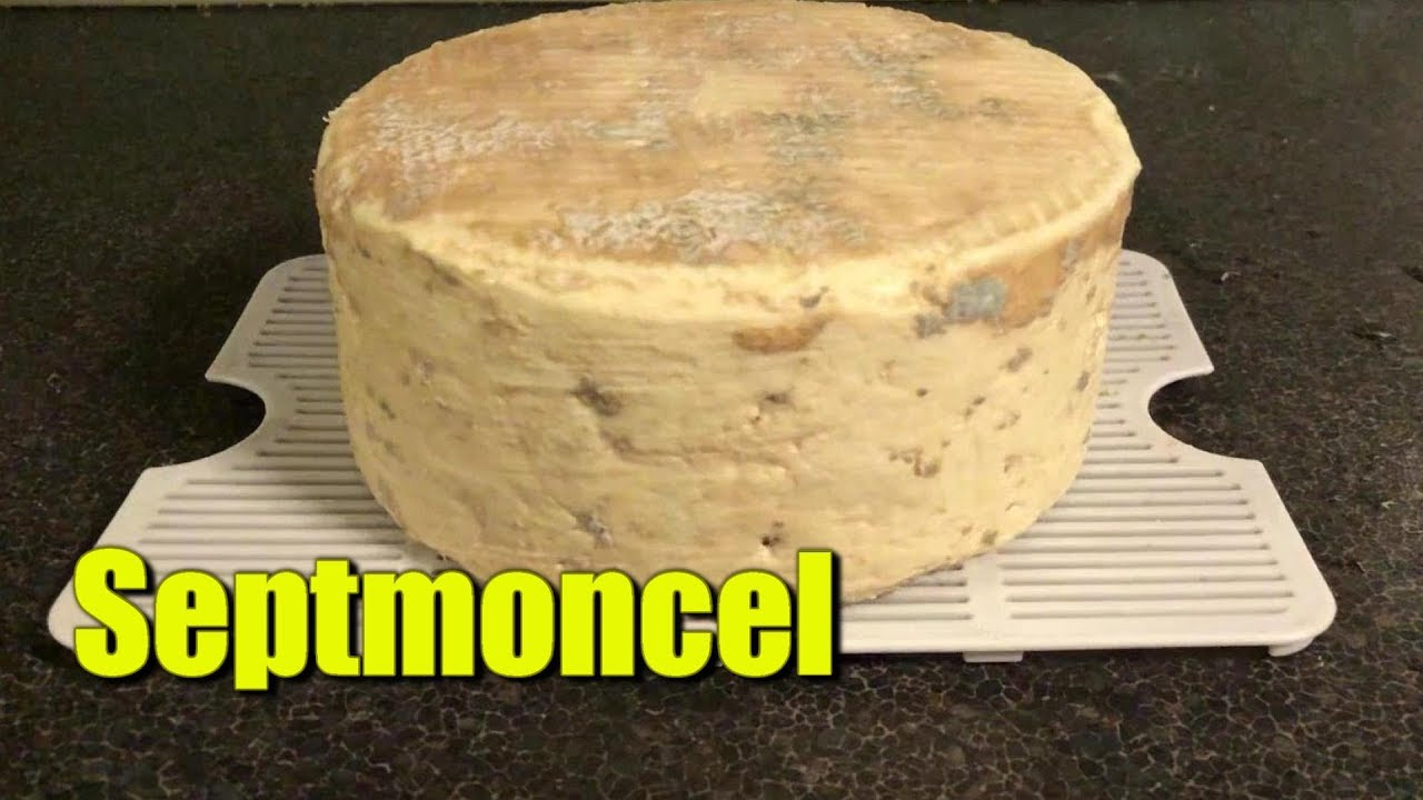 how to make septmoncel french blue cheese youtube