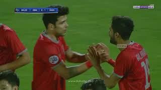 الهدف | ذوب آهن الإيراني 0 - 1 الدحيل | دوري أبطال آسيا 2018