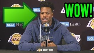 BUDDY HIELD TRADE TO THE LAKERS!!!   Lakers News
