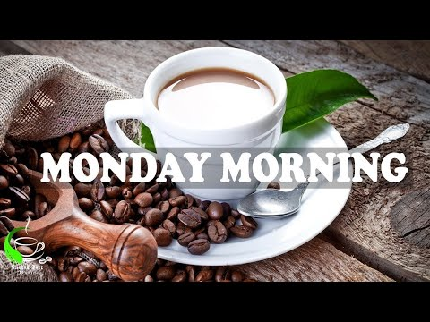 Monday Morning Jazz | Relaxing Background Coffee Jazz Music for Work and Study