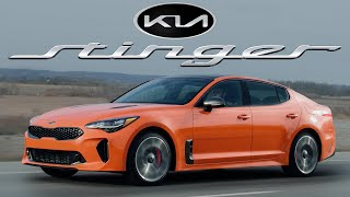 DRIFT MODE?! 2021 Kia Stinger GT Review