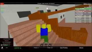 Roblox Titanic Fighting with noob at the end