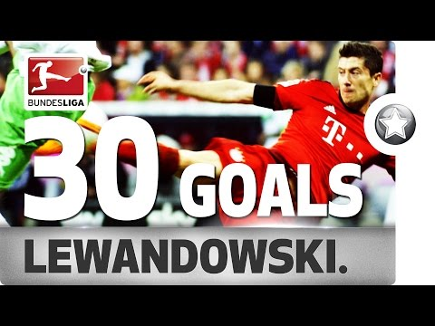 All Goals 2015/16 - Robert Lewandowski