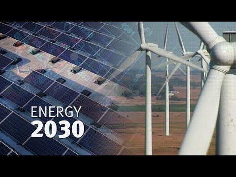Energy 2030: Working Together Toward a More Sustainable Future
