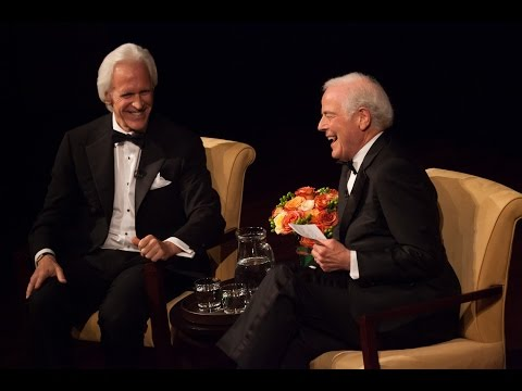 2014 Records of Achievement Award Ceremony with Robert Edsel and Nick Clooney