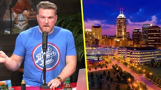 Why Pat McAfee Loves Indianapolis
