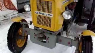 Ursus C-330 Tuning
