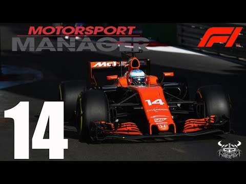 MOTORSPORT MANAGER: GAMEPLAY ESPAÑOL:F1 2018: #14 MILAGRO EN USA