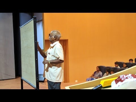 S.T.E.M.S. Lecture 1: B.V. Rao, Analysis & Probability | Tessellate 2019 | CMI