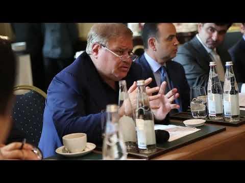 Встреча Заре Синаняна и представителей Объединения армян России. Полная запись.