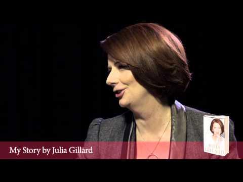 Julia Gillard: My Story Dymocks Q&A
