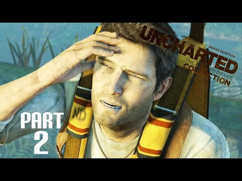 Uncharted: The Nathan Drake Collection - Drake's Fortune - Part 2 - Plane Crash