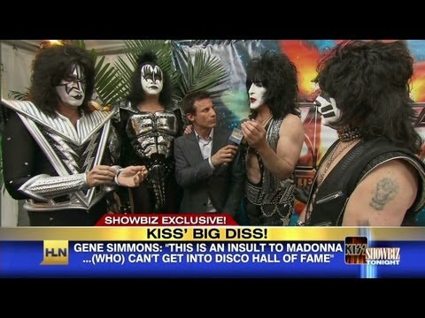 KISS disses the Rock and Roll Hall of Fame